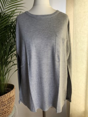 Athmosphere Crewneck Sweater grey-light grey