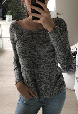 Leichter Pullover, Tally Weijl, Größe XXS/32, grau
