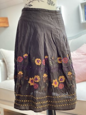 Balloon Skirt brown