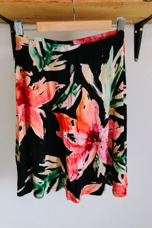 Anna Field Plaid Skirt multicolored viscose