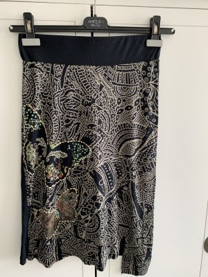 Desigual Asymmetry Skirt multicolored