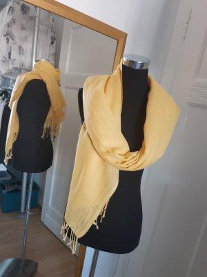 leichter Schal in Riesenformat, 78 x 208cm