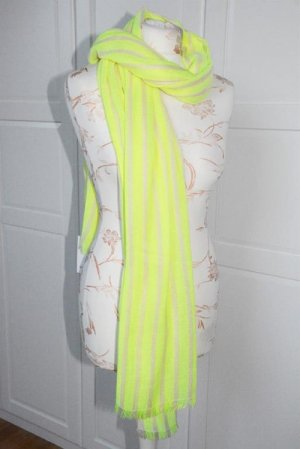 Opus Fringed Scarf multicolored mixture fibre