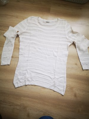 collection pimkie Crochet Sweater cream
