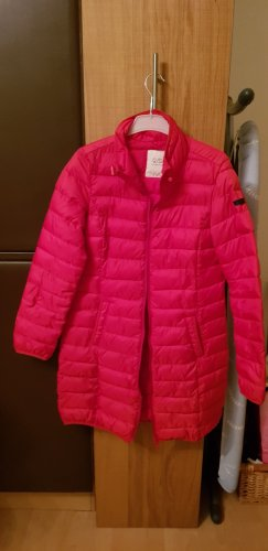 Q/S Quilted Coat red