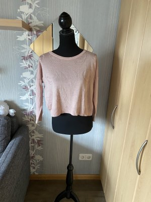 Brandy & Melville Knitted Sweater pink