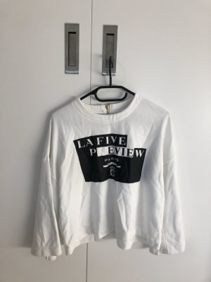 5 Preview Sweat Shirt black-white