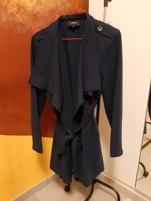 Leichter Trenchcoat von Object  in navy