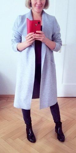 Primark Oversized jas lichtgrijs