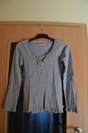 FlashLights Sweater light grey cotton