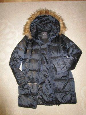 Winter Jacket dark blue