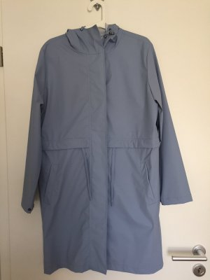 Jake*s Heavy Raincoat pale blue polyester
