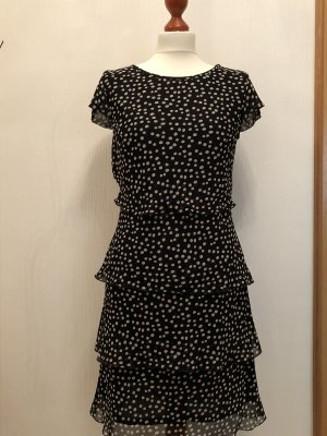 Adagio Sheath Dress black-cream