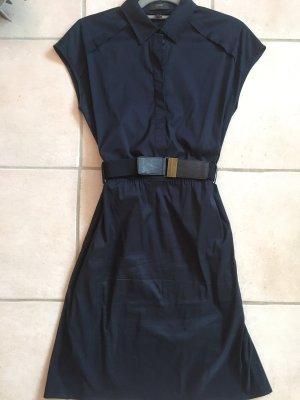 Esprit Shirtwaist dress dark blue