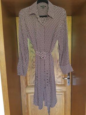 Leichtes Hemdblusenkleid im Kettendesign von Massimo Dutti! NEU ohne Etikett!