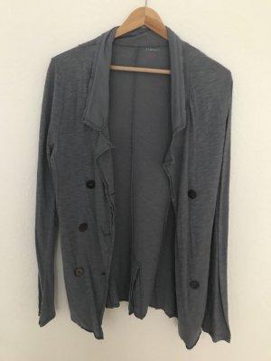 81hours Veste bleuet-gris