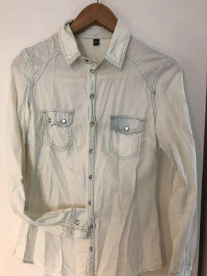 Leichtes Jeans Hemd