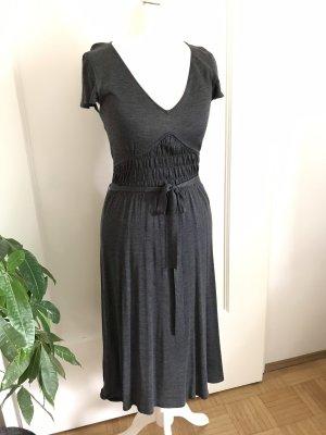 Leichtes Kleid aus Seide-Wolle-Mix