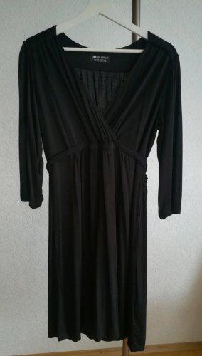 Leichtes Kleid aus weichem Viskosemix