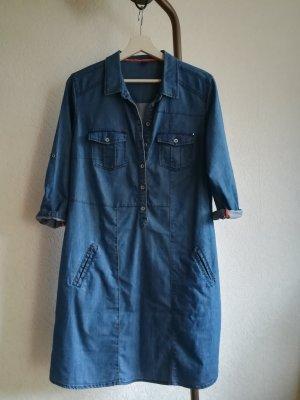 Cecil Jeansjurk blauw