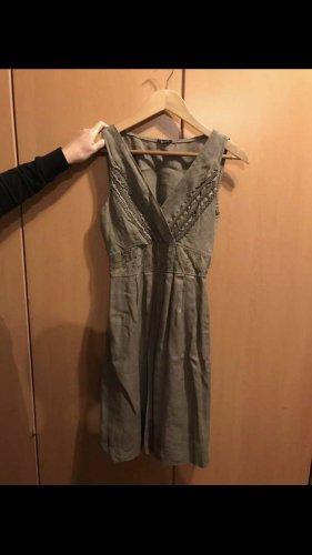 leichtes Kleid Leinen