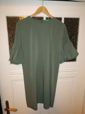 Benetton Sukienka koszulowa Wielokolorowy