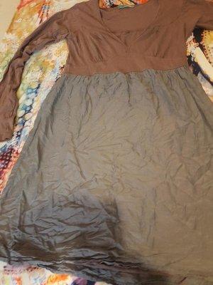 leichtes  kleidchen/stiefelkleid von velvet /usa/bw und seide