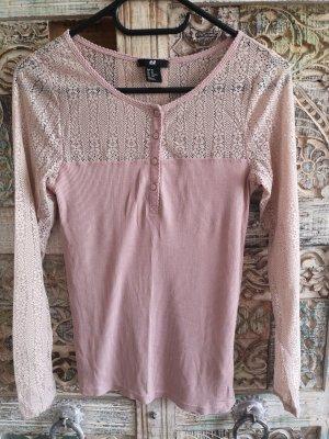 leichtes Langarm shirt von H&M
