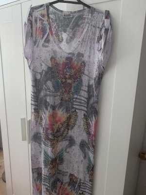 Carling Robe longue multicolore