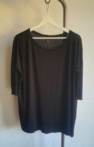Leichtes  Oversize-Shirt aus Viskose