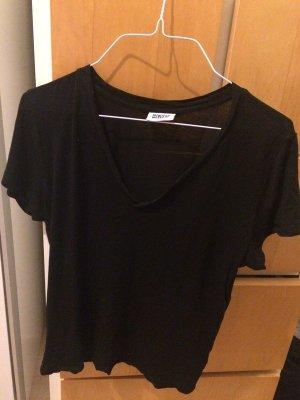 Leichtes Schwarzes T-Shirt von MTWTFSS WEEKDAY