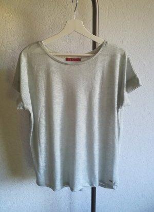 edc by Esprit T-shirt jasnoszary