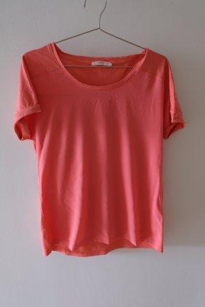 Brax T-shirt court saumon