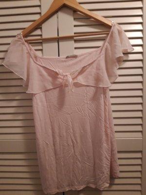 leichtes Shirt in rosa