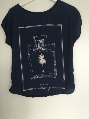 Leichtes Shirt mit Print