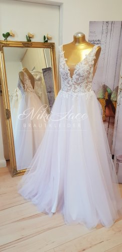 Niki Lace Brautkleider Wedding Dress multicolored