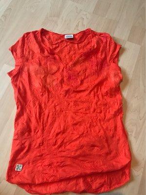 Oxbow T-shirt arancione