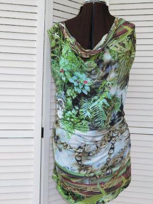 Beach Dress multicolored viscose