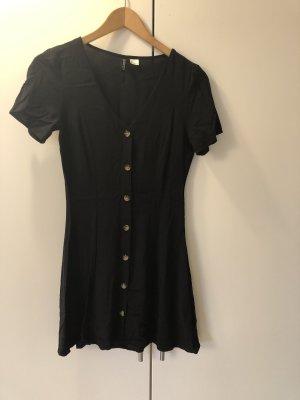 H&M Divided Summer Dress black