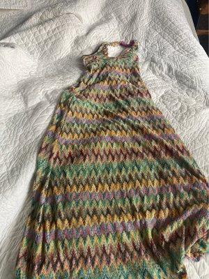 Ana Alcazar Robe Hippie multicolore