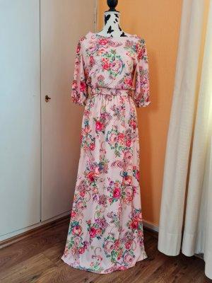 Boutique Robe longue multicolore