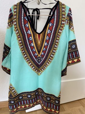 Band of Gypsies Robe courte multicolore