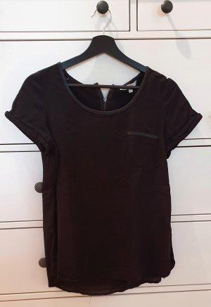 Clockhouse Camiseta Básico negro