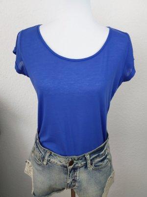 Leichtes Tshirt Amisu in blau