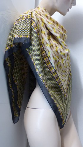 H&M Shoulder Scarf multicolored polyester