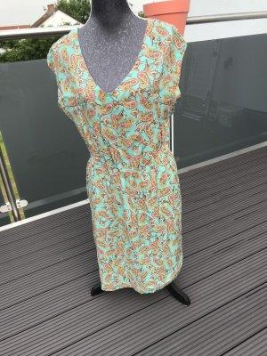 Leichtes Viskose Kleid mit Paisleymuster