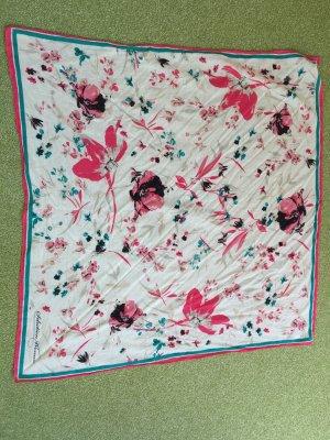 S.Oliver Premium Foulard multicolore tissu mixte