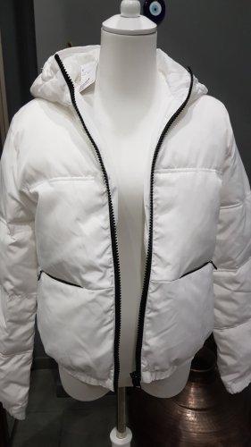 H&M Kurtka przejściowa biały