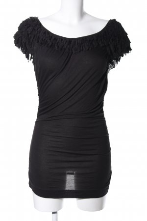 Leifsdottir Minikleid schwarz Elegant