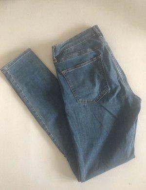 Leigh Blue Jeans von Topshop